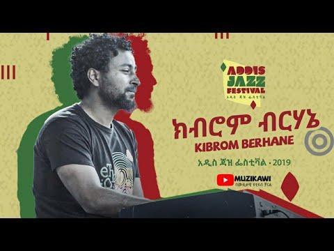 Kibrom Birhane Live @ Addis Jazz Festival 2019