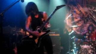 Death Angel Killing Season @ Slim's, SF-Rob Cavestany solo 1