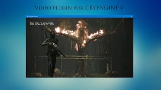 [CRYENGINE V] Video playback