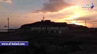بالفيديو والصور.. قصر عبد الحكيم عامر بمضيق أبو زنيمه فى طي النسيان