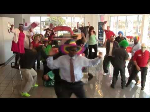 Harlem Shake - Bob Richards Nissan Video