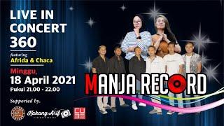LIVE Intimate Concert 360 Manja Records