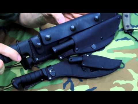 The Machete Video