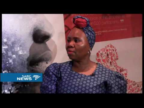 Minister Zulu on SA companies taking part at the BRICS trade fair