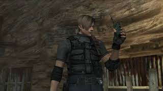 Resident evil 4 30# las trincheras.