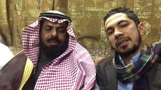 شاهد حقيقة مافعله كفيل سعودي مع موظف مصري #جمال_الوصيف
