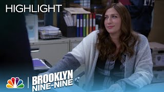 Gina Admits That She Is Pregnant | Season 4 Ep. 21 | BROOKLYN NINE-NINE