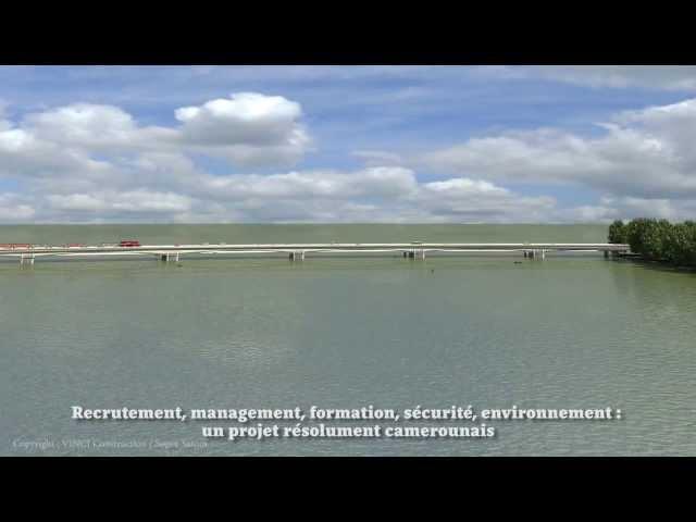 """""""La position du 2ème pont sur le Wouri a été modifiée""""  Douala Today"""