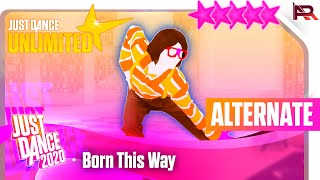 Just Dance 2020 (Unlimited): Born This Way - Lady Gaga - Alternate - 5 Stars