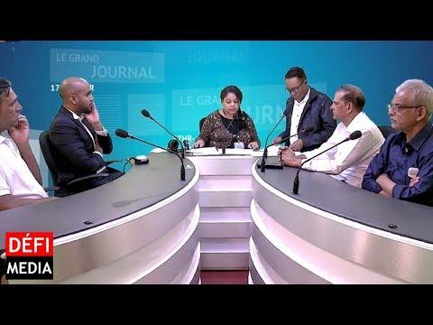 Affaire l'Amicale : les frères Sumodhee, libérés ce jeudi, en direct sur le plateau de Radio Plus