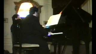 ROBERTO SZIDON performs CHOPIN: 3rd Piano Sonata (Movements 3+4)