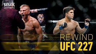 Rewind: UFC 227 Edition - MMA Fighting