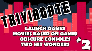 Triviagate #2 - Revenge of the Video Game Quiz