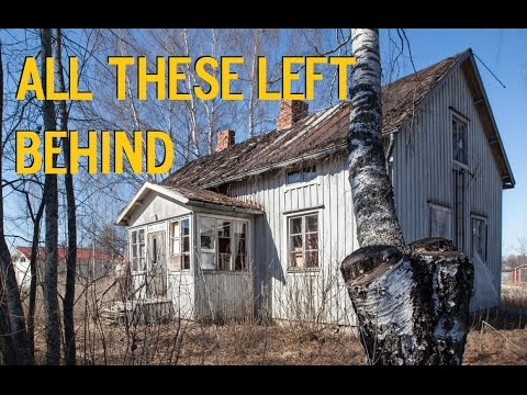 Abandoned House of Treasures + PHOTOS / Part. 1/2 Urban Exploration