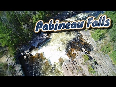 #ExploreNB - Pabineau Falls Bathurst