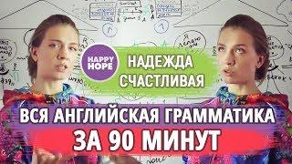 Вся английская грамматика за 90 минут! Система без терминов - для тех, кто учил, но так и не понял!