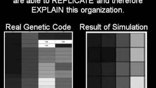 The Origin of the Genetic Code