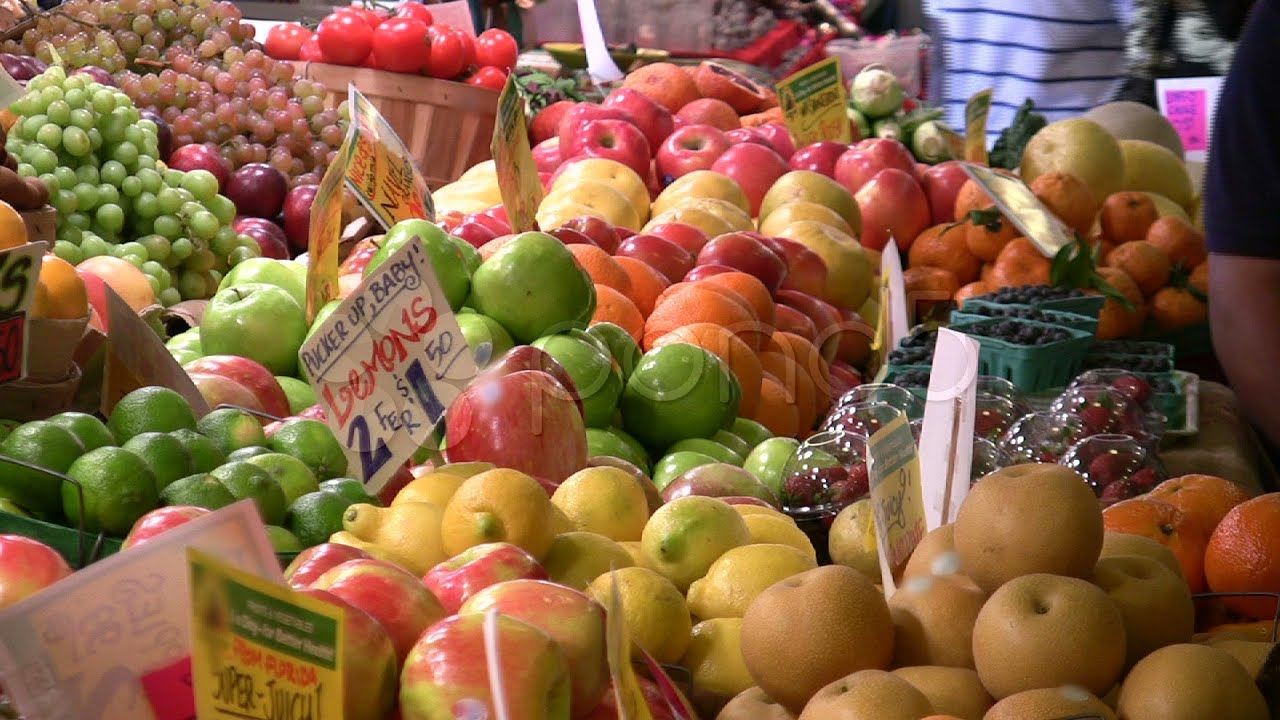 fruit market is fruit diet healthy