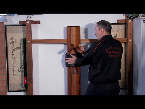 Wing Chun - Wooden Dummy Basics Pt 1