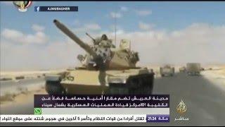 نافذة تفاعلية..تنظيم ولاية سيناء يتبنى الهجوم المسلح الذي استهدف قوات الأمن في العريش
