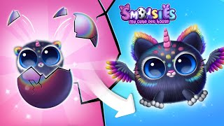 More Eggs & More Animals!🐣Smolsies - My Cute Pet House | TutoTOONS Cartoons & Games for Kids