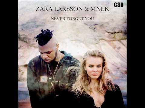 Never Forget You - Zara Larsson ft. MNEK [3D Audio]