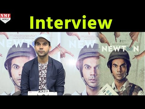 Rajkummar Rao Reveals Details About His Upcoming Film 'Newton' | Interview