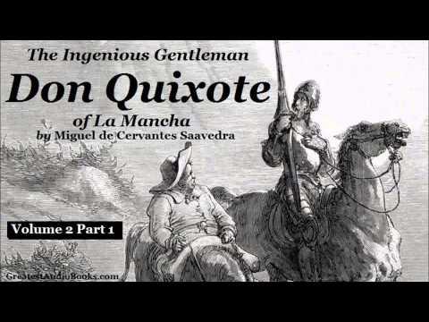 DON QUIXOTE Vol. 2 Part 1 - FULL Audio Book   Greatest Audio Books