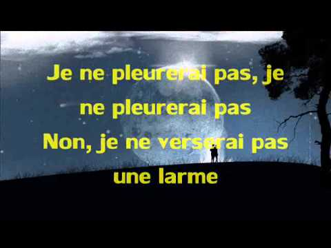 Ben E. King - Stand By Me traduction française
