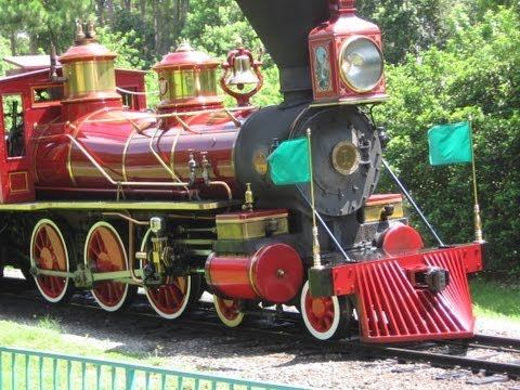 Walt Disney World Railroad, Best Run By's 2003, 2005, 2006, & 2008