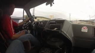Test opravy auta