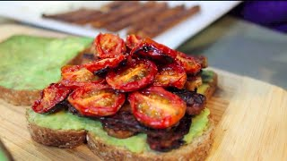 "What The Heck Is Tempeh?! A Super Savory ""tlt"" Sandwich Recipe!"