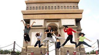 Big Bang Dance Choreography Weird Genius Choreography by Diego Takupaz
