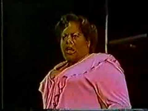 "Jennifer Holliday ""And I Am Telling You"""