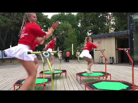Jumping Fitness - Arms - King Of The Jungle