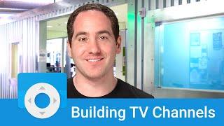 Android TV: Bau-TV-Kanäle