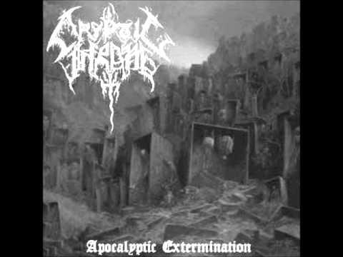 Cryptic Throne  Apocalyptic Extermination Full Album