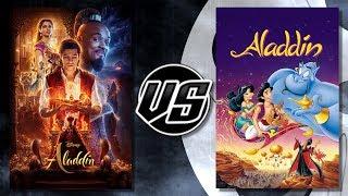 Aladdin (2019) VS Aladdin (1992)