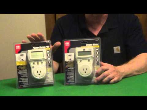 How to Save Electricity - Power Meter