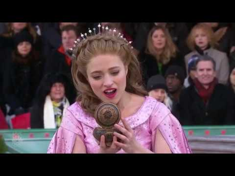 "Cast of ""Anastasia"" perform at Macy's Thanksgiving Day Parade"