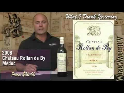 Chateau Rollan de By by WineWatchTV - click image for video