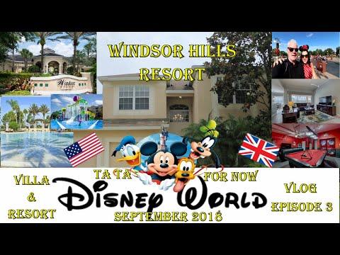 Disney World Vacation Home & Resort Tour /September 2018 /Vlog 3