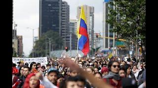 Estos son los puntos en Bogotá desde donde partirán marchas el 4 de diciembre