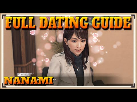 Judgment Nanami Matsuoka Romance Walkthrough. All Dates & Good Choices For Nanami Romance Guide
