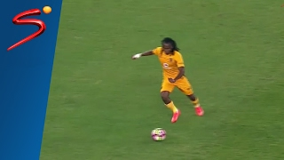 Siphiwe Tshabalala scores another worldie at Soccer City - Kaizer Chiefs vs Free State Stars