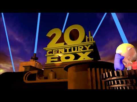 20th Century Fox 1997 (2015) Blender Remake + Peanuts Mashup