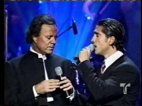 alejandro fernandez julio iglesias premios billboard 2001