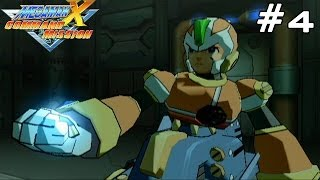 Mega Man X: Command Mission - Part 4: Most Pointless Sacrifice Ever!