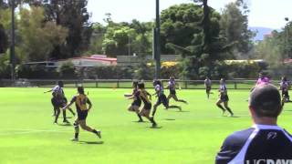 Rugby '14-'15 #15 FullBack