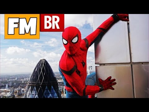 Homem Aranha (2020)   GREAT RESPONSIBILITIES (free Music)   Tauz Remake
